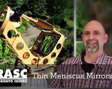 Thin Meniscus Mirrors