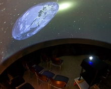 University of Toronto GeoDome Planetarium