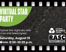 Virtual Star Party