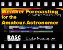 Weather Forecasting for the Amateur Astronomer
