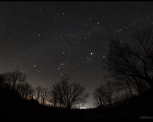 2012 Geminid Meteor Shower, by Bill Longo, RASC Member