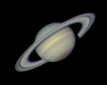 Saturn, by Jim Chung - RASC Member