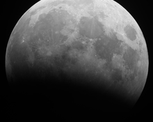 2012 Lunar Eclipse, by Paul Mortfield, RASC Member