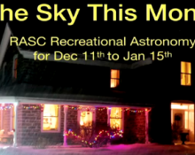 The Sky This Month Holiday 2019-20 Edition